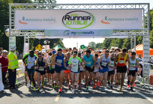 Irish Runner 10 Mile