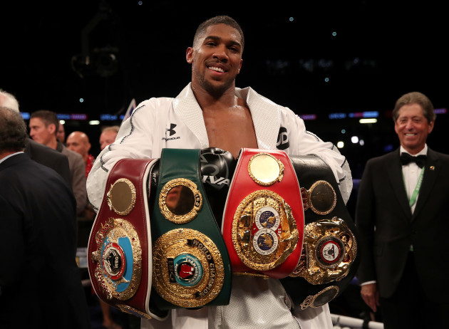 WBO, WBA, IBO và IBF, đai vô địch quyền Anh nào danh giá nhất?
