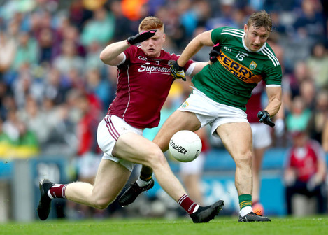 Sean Andy O'Ceallaigh and James O'Donoghue