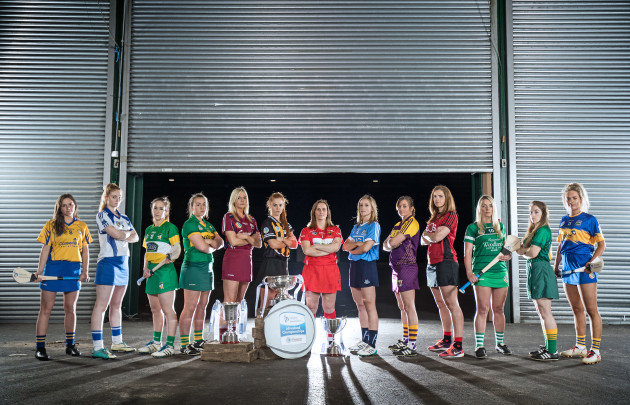 Camogie Association Announcement of New Liberty Insurance Sponsorship of All-Ireland Camogie Championships