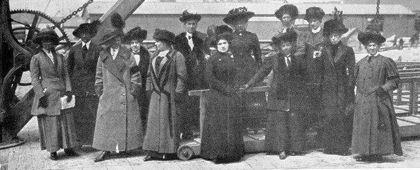 In Pictures The Aftermath Of The Titanic Tragedy