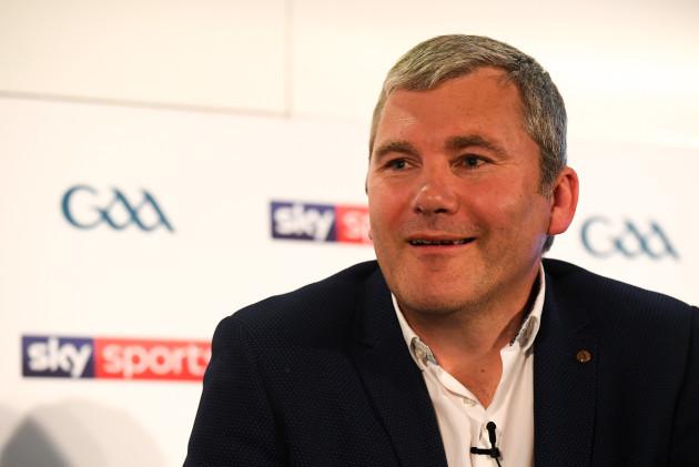 Sky Sports GAA Roadshow at Kilmacud Crokes GAA