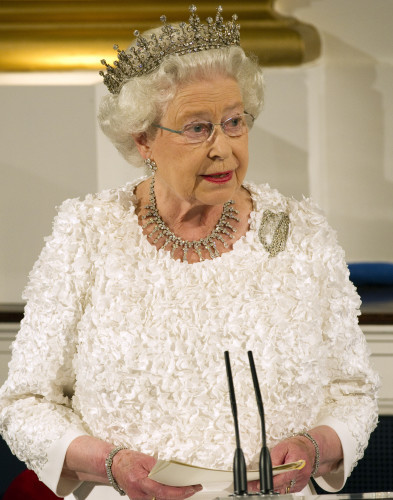 Royalty - Queen Elizabeth II State Visit to Ireland