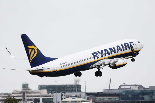 File Photo Ryanair pilots based in Ireland will today reveal the result of their ballot for strike action, amid frustration over the failure to reach agreement with the airline on issues including seniority and processes for promotions and annual leave. E