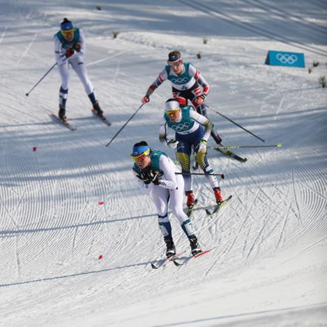PyeongChang '18: Cross Country Skiing Women