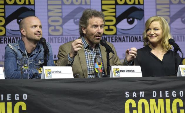 2018 Comic-Con - Breaking Bad 10th Anniversary Panel