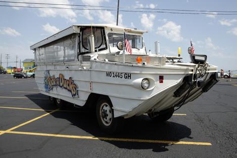 Missouri Boat Accident Duck Boats