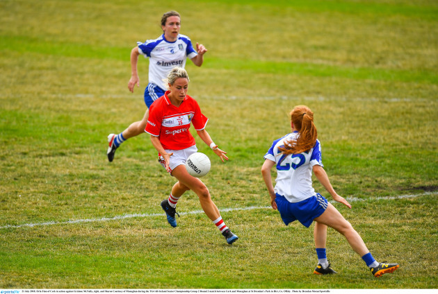Cork v Monaghan - TG4 All-Ireland Senior Championship Group 2 Round 2