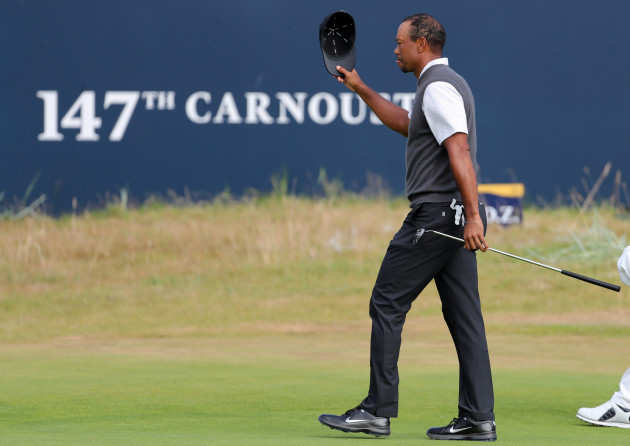 The Open Championship 2018 - Day Three - Carnoustie Golf Links