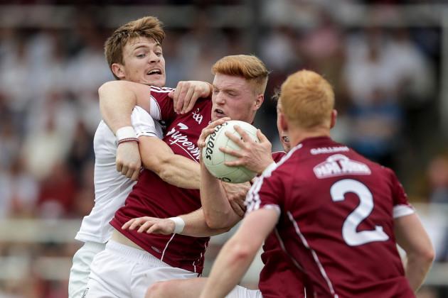 Seán Andy Ó Ceallaigh and Kevin Feely