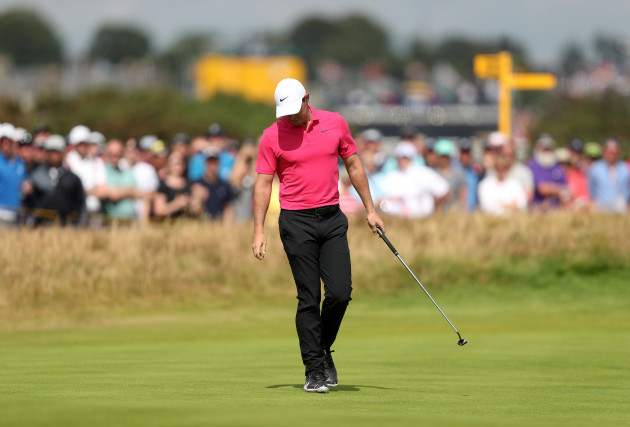 The Open Championship 2018 - Day Four - Carnoustie Golf Links
