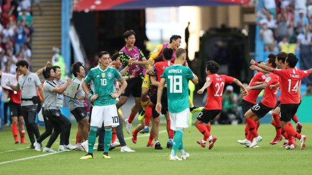 South Korea v Germany - FIFA World Cup 2018 - Group F - Kazan Arena
