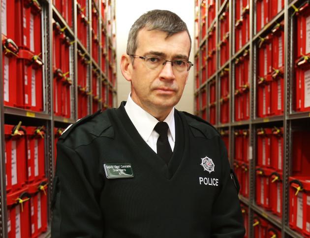 Drew Harris Garda appointment