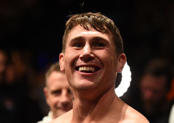 UFC Fight Night: Thompson v Till