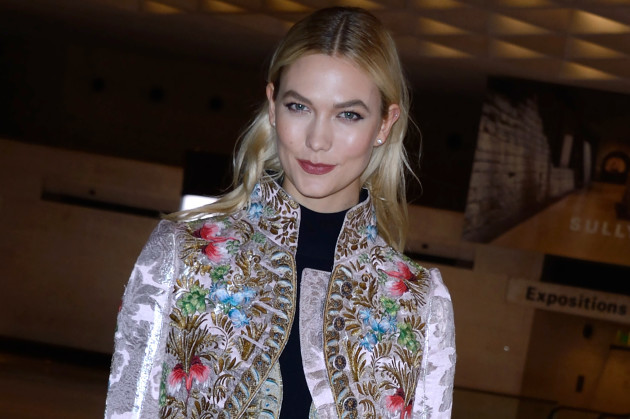 Louis Vuitton Front Row - Paris Fashion Week 2018