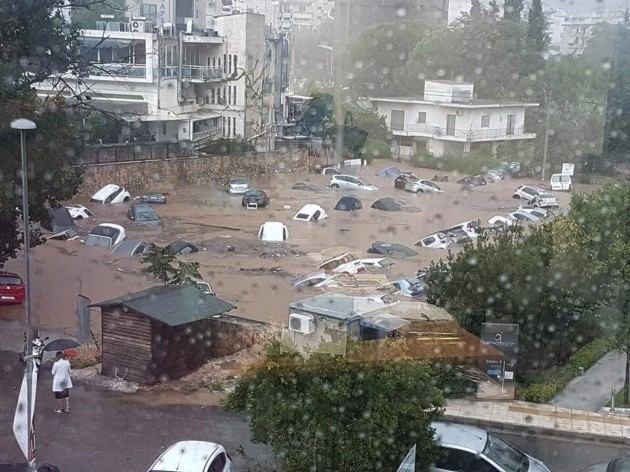 Greece Flash Flood