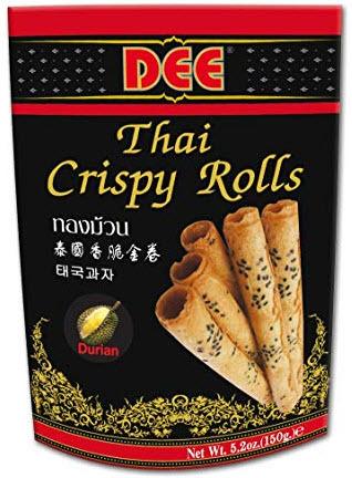 Thai Crispy Rolls
