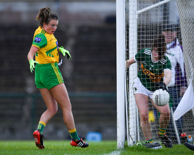 Kerry v Donegal - TG4 All-Ireland Ladies Football Senior Championship qualifier Group 1 - Round 3
