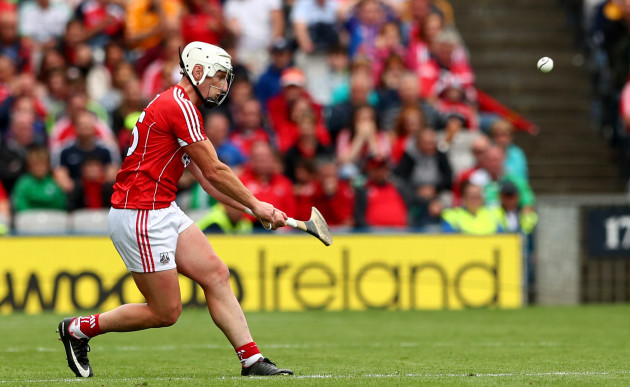 Pat Horgan sends the game to extra time