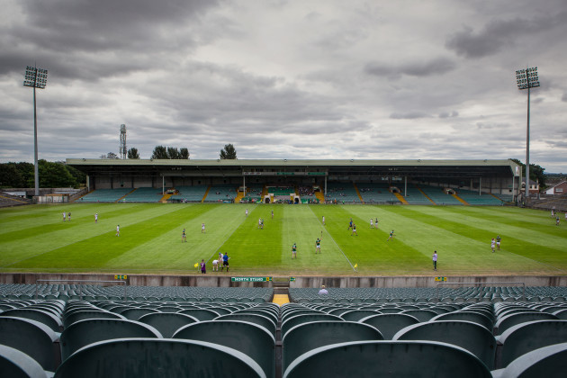A view of the Gaelic Grounds