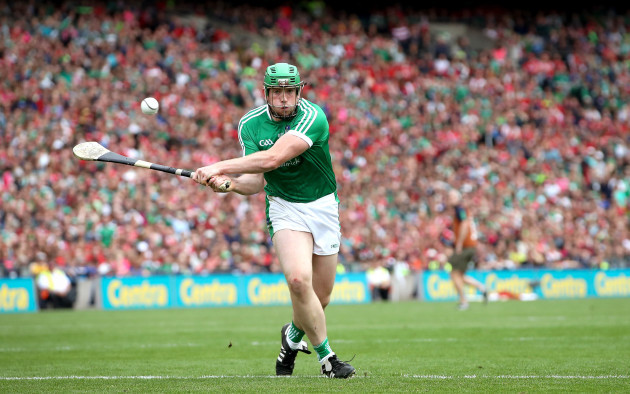 Shane Dowling scores a penalty in extra time