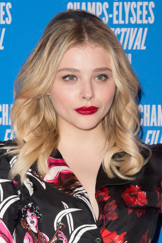 Chloe Grace Moretz present Come as you are - 7th Champs Elysees Film Festival