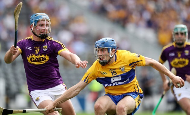 Shane O'Donnell with Conor Firman