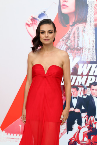 The Spy Who Dumped Me Premiere - Los Angeles