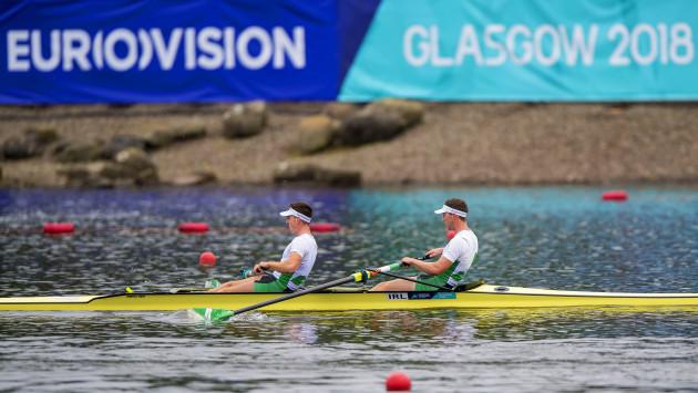Shane O'Driscoll and Mark O'Donovan