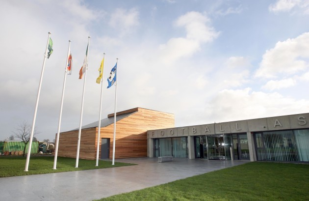 FAI Offices at the National Sports Campus