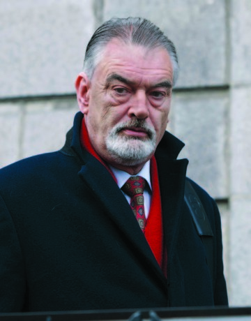 FILE PIC After a complaint by Ian Bailey, a Garda Ombudsman / GSOC report finds there was no evidence of corruption in Sophie Toscan Du Plantier investigation, but there was a lack of administration and management, according to RTE END