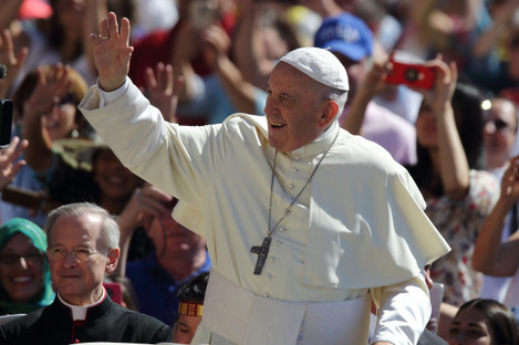 Pope Francis General Audience: June 2018