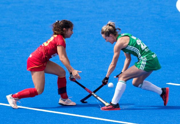 Georgina Oliva and Nicola Daly