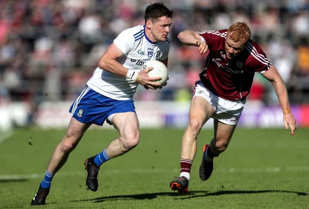 Conor McManus and Declan Kyne