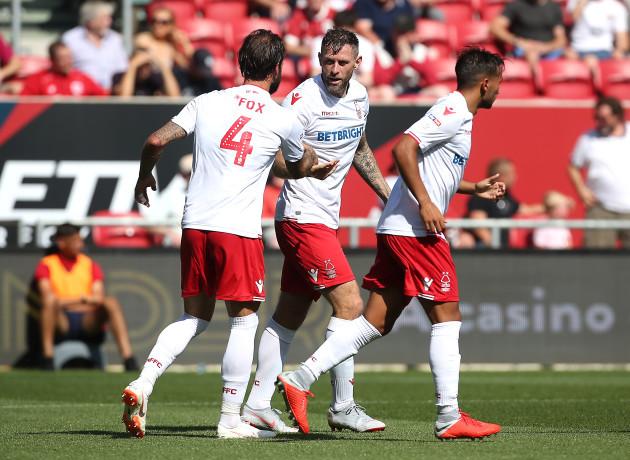 Bristol City v Nottingham Forest - Sky Bet Championship - Ashton Gate