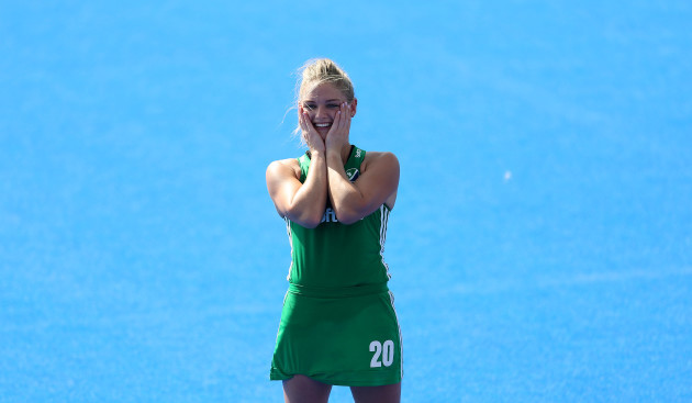 Ireland v Spain - Vitality Women's Hockey World Cup - Semi Final - Lee Valley Hockey and Tennis Centre