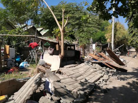 INDONESIA-GILI TRAWANGAN-LOMBOK ISLAND-EARTHQUAKE