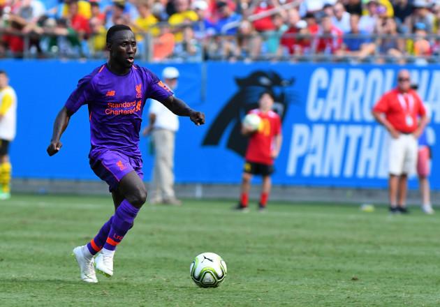 SOCCER: JUL 22 International Champions Cup - Liverpool FC v Borussia Dortmund