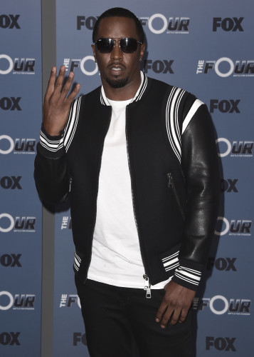 Fox's The Four: Battle for Stardom Season 2 Red Carpet