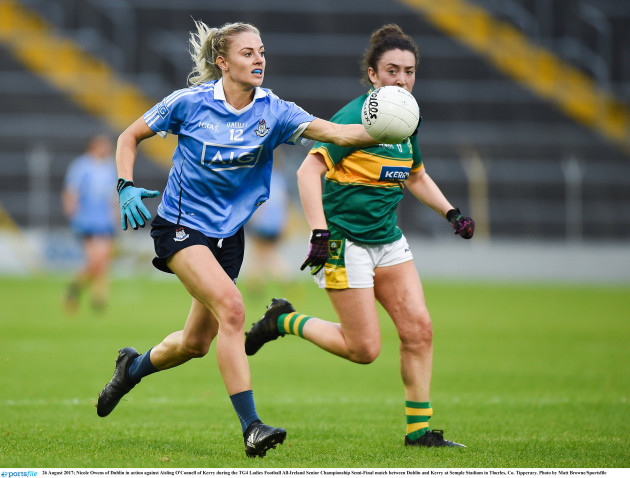 Dublin v Kerry - TG4 Ladies Football All-Ireland Senior Championship Semi-Final