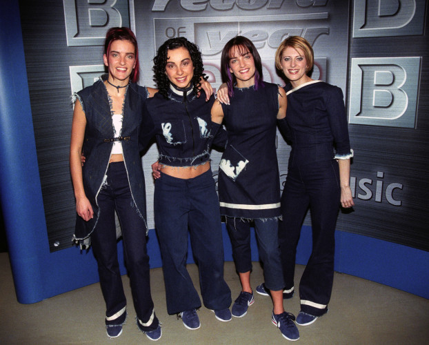 ITV Record of the Year 1998 Awards - Bewitched - London