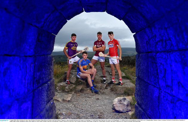 Bord Gáis Energy U21 All-Ireland Semi-Finals Media Day