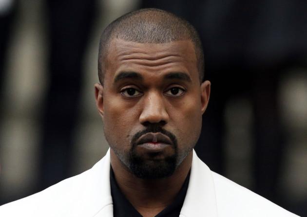 Kanye West on Jimmy Kimmel Live