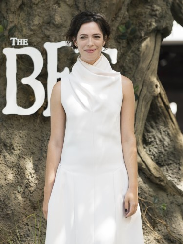Rebecca Hall, The BFG film premiere at Leicester Square in London. 17/07/2016