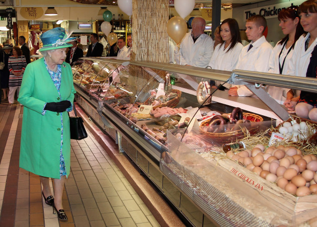 Royal visit to Ireland day 4
