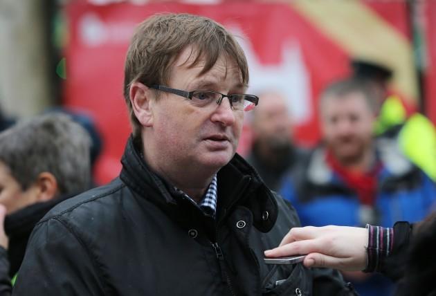 Belfast refugee demonstrations