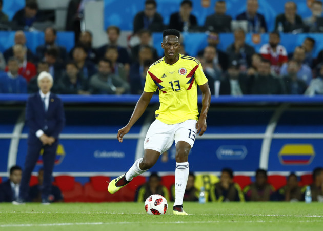 Russia: Colombia v England: Round of 16 - 2018 FIFA World Cup Russia
