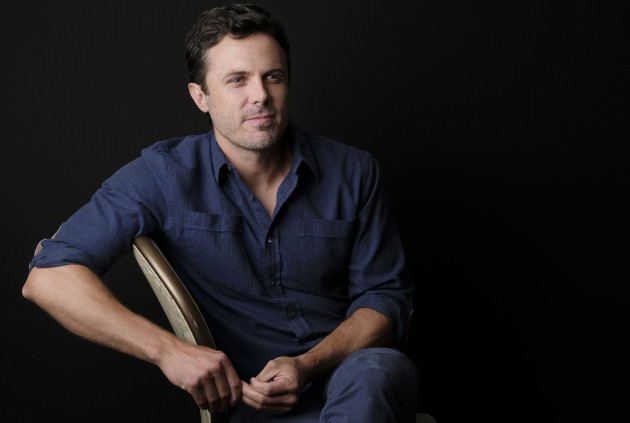 Casey Affleck Portrait Session
