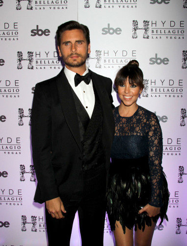 Scott Disick Celebrates His 30th Birthday - Las Vegas