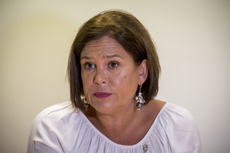 Mary Lou McDonald interview